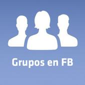 Grupos en FB icon