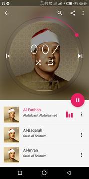 Abdulbasit Abdulsamad Complete Quran poster