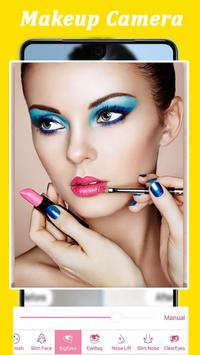 Nana Beauty - Beauty Makeup Selfie Camera screenshot 4