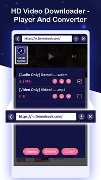 HD Video downloader - Player and converter poster