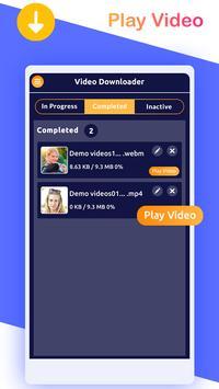 All Video Downloader-2019 screenshot 3