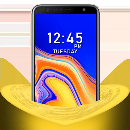 Theme for Galaxy J4+ (Galaxy J4 Plus 2018)