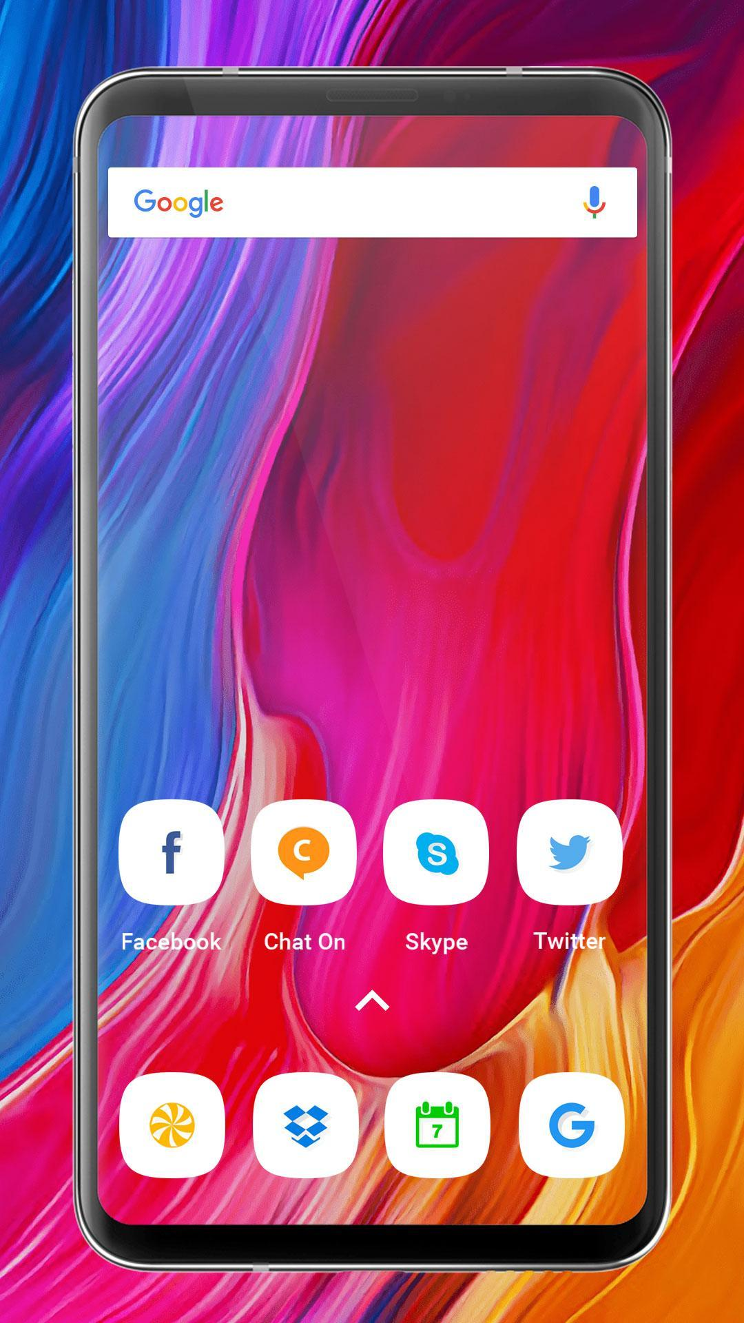 Theme for Mi 8 Pro - Mi 8 Lite for Android - APK Download