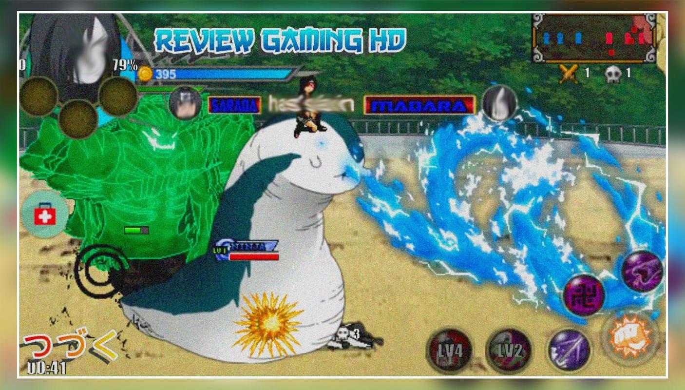 naruto shippuden ultimate ninja storm 4 part 12