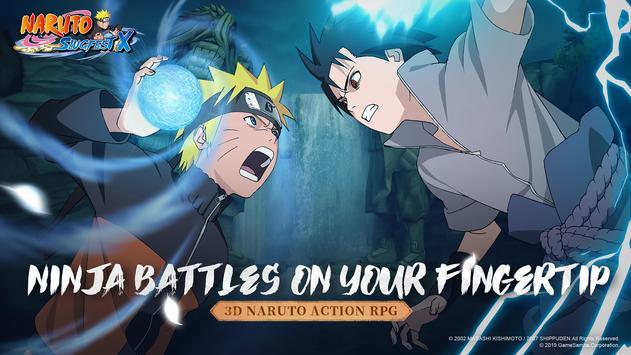 Naruto:SlugfestX imagem de tela 16
