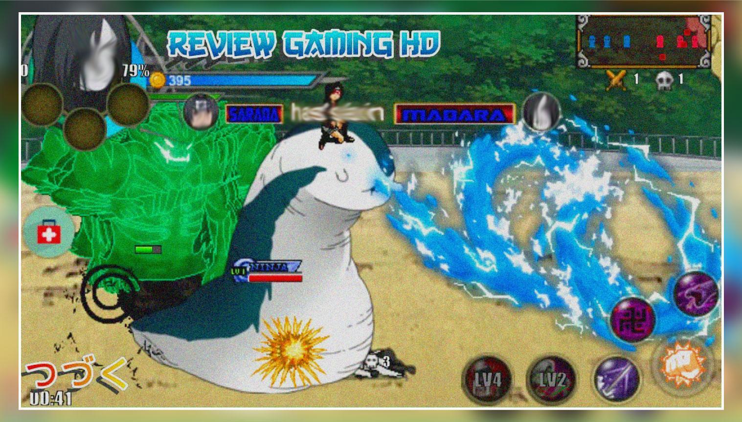 Naruto Shippuden Ultimate Ninja Storm 4 Hint for Android