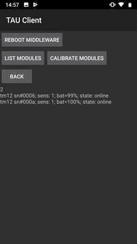TAU Tracker screenshot 2