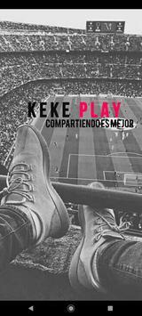 Keke play plakat