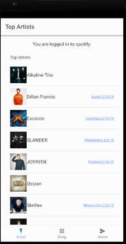 MusicFinder screenshot 1