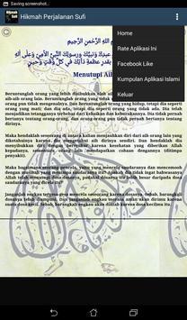 Hikmah Perjalanan Sufi screenshot 6