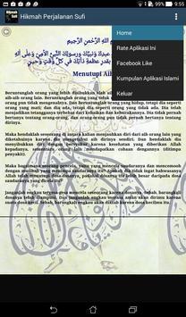 Hikmah Perjalanan Sufi screenshot 7