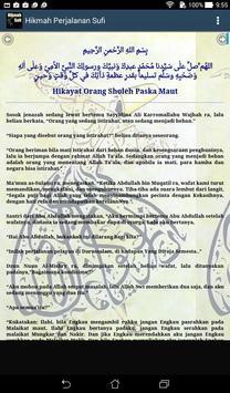 Hikmah Perjalanan Sufi screenshot 10