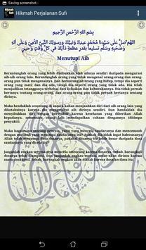 Hikmah Perjalanan Sufi screenshot 11