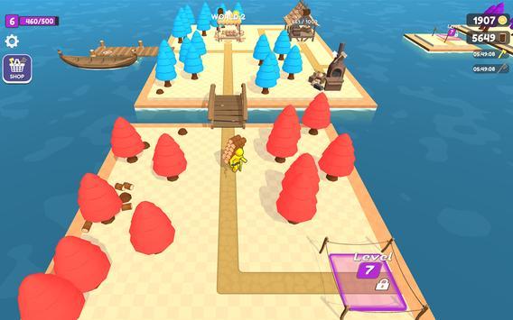 Craft Island تصوير الشاشة 23