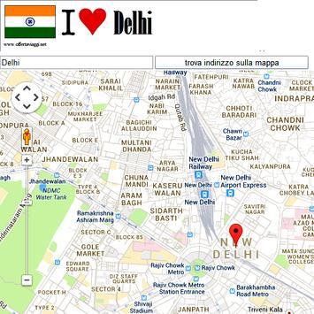 Delhi map for Android - APK Download on