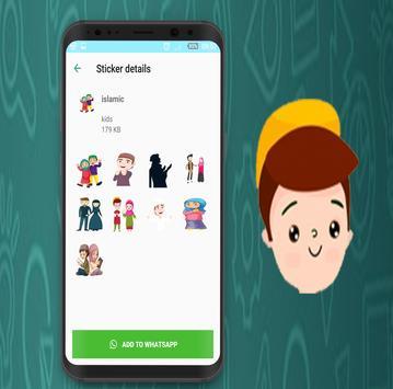 Islamic Stickers  - WhatStickers 2019 screenshot 5