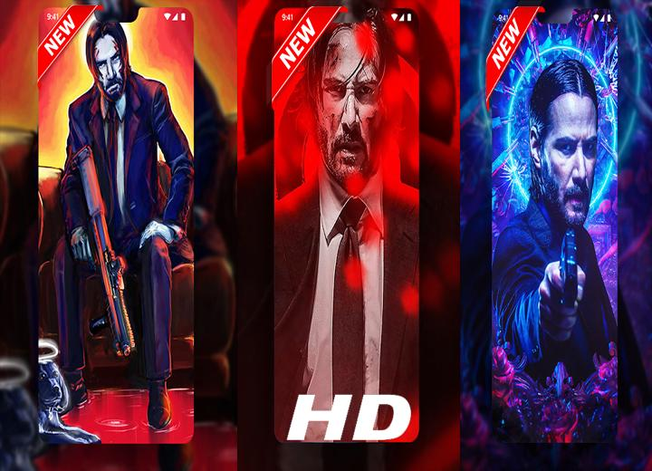 John Wick Wallpapers For Android Apk Download