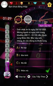 BTS Quiz - Challenge ARMY screenshot 10