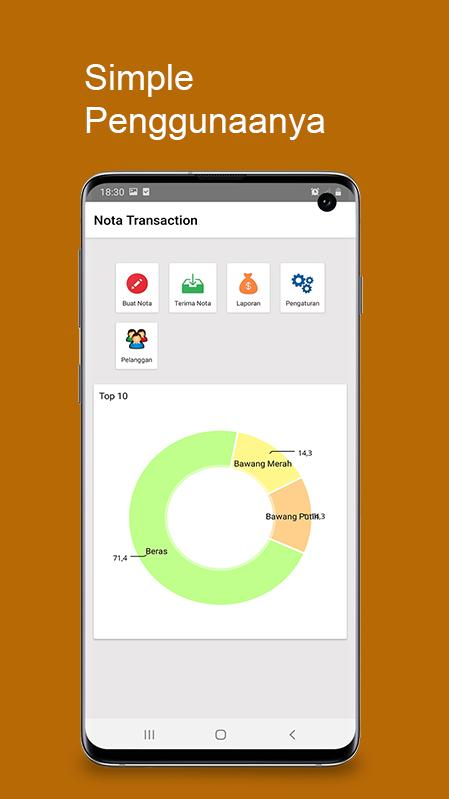 Nota Transaction For Android Apk Download