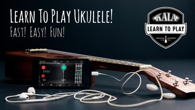 Kala Ukulele and Songbook App poster