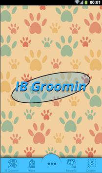 IB Groomin' - by LocalApps™ poster