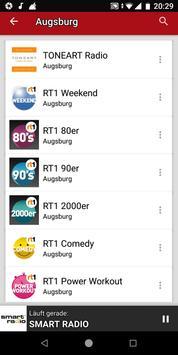 Radiosender Augsburg  - Deutschland screenshot 5