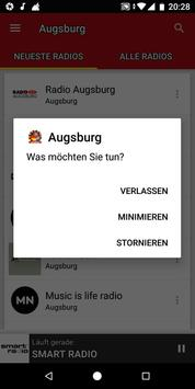 Radiosender Augsburg  - Deutschland ảnh chụp màn hình 6