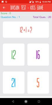 Math Games (Kids Math), Mathematics - Learn Math screenshot 4
