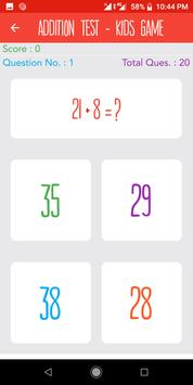 Math Games (Kids Math), Mathematics - Learn Math screenshot 5