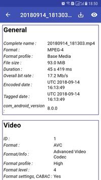 MediaInfo for Android - APK Download