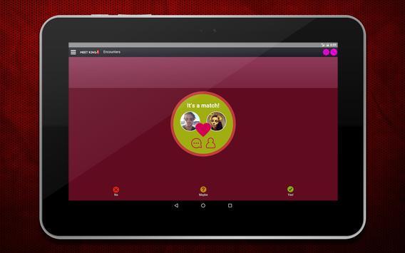 Kencan Dewasa - MeetKing screenshot 12