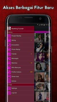 Kencan Dewasa - MeetKing screenshot 3
