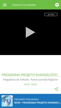 Rádio Projeto Evangelístico screenshot 1