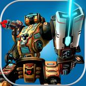Xenobot. Battle robots. icon