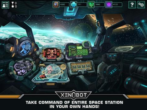 Xenobot. Battle robots. screenshot 12