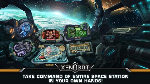 Xenobot. Battle robots. screenshot 2