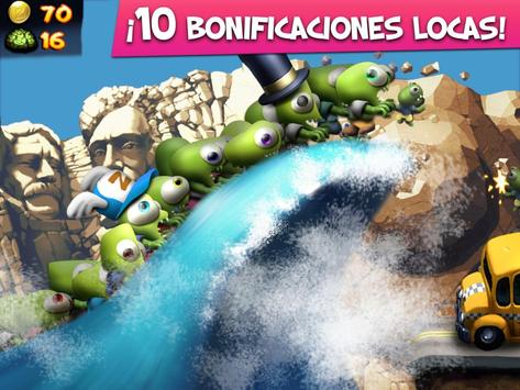 Zombie Tsunami captura de pantalla 11