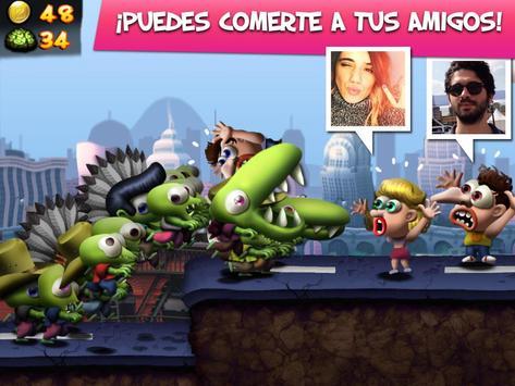 Zombie Tsunami captura de pantalla 12