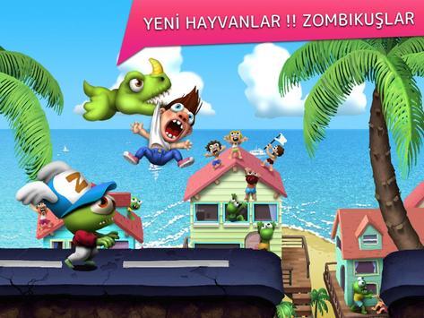 Zombie Tsunami Ekran Görüntüsü 10