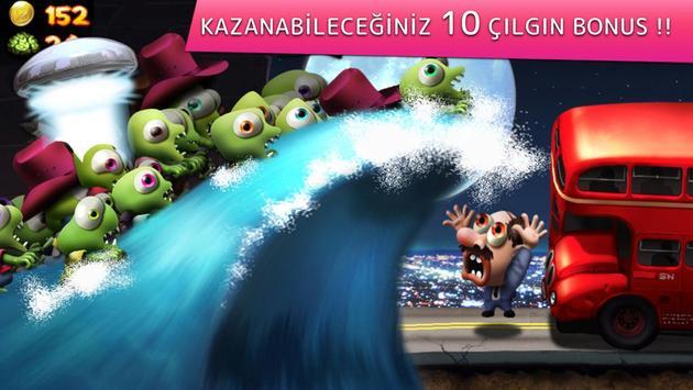 Zombie Tsunami Ekran Görüntüsü 1