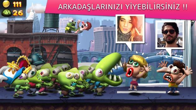 Zombie Tsunami Ekran Görüntüsü 2