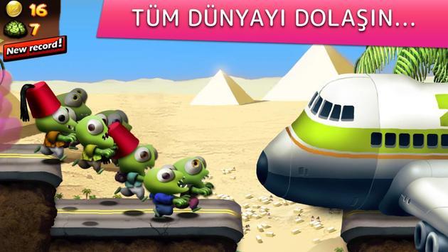 Zombie Tsunami Ekran Görüntüsü 4