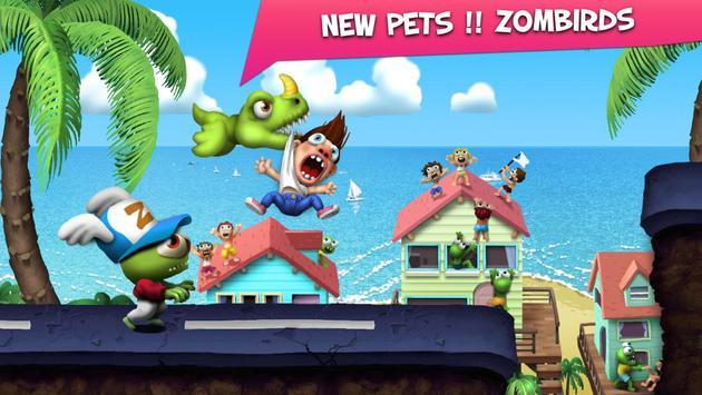 Zombie Tsunami पोस्टर