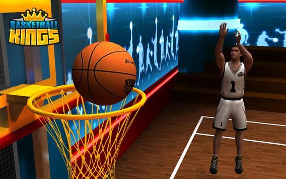 Basketball Kings постер