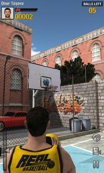 Real Basketball plakat
