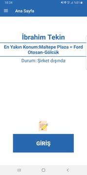 Mobil PDKS poster