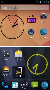 Graffiti Battery Meter screenshot 2