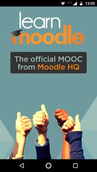 Learn Moodle poster