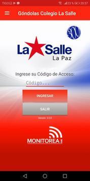 Góndolas Colegio La Salle screenshot 1
