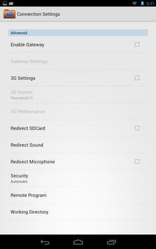 InnoRDP Windows Remote Desktop screenshot 14